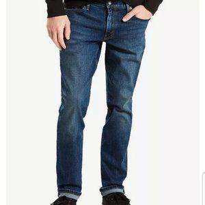 Levi's Men's 511 Slim Fit Denim Jeans Size 33x32